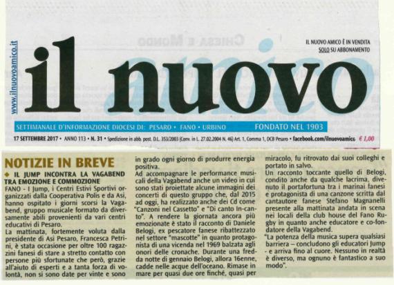 Il Jump incontra la VagaBend by Il Nuovo Amico
