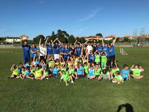Torna in città il Giocasport – Attività e Formazione alla pratica sportiva per bambini dai 4 ai 10 anni