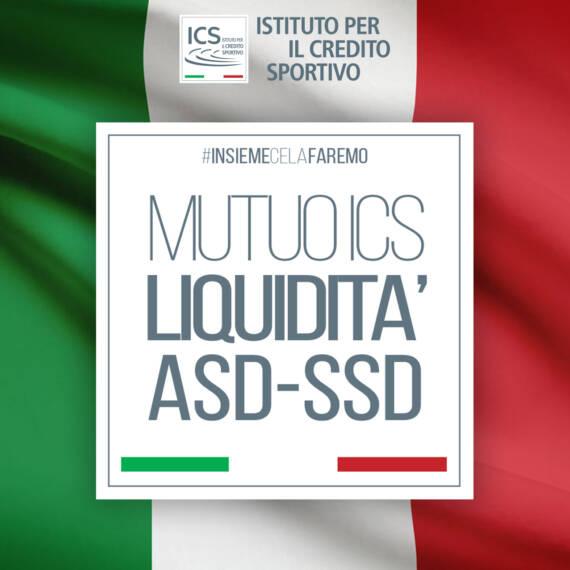 Seconda misura liquidità per Associazioni e Società Sportive Dilettantistiche